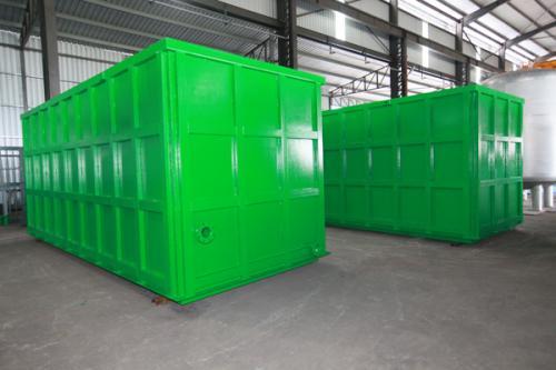 Slurry or Storage Tank
