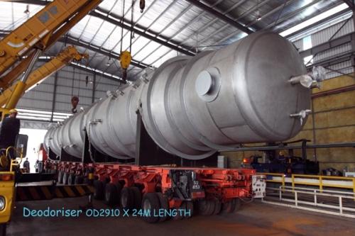 Deodoriser OD2910mm x 2400mm