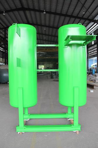 Desicant Dryer Vessel